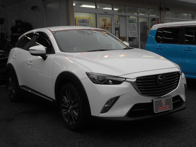 「マツダ」「CX-3」「SUV・クロカン」「東京都」の中古車11
