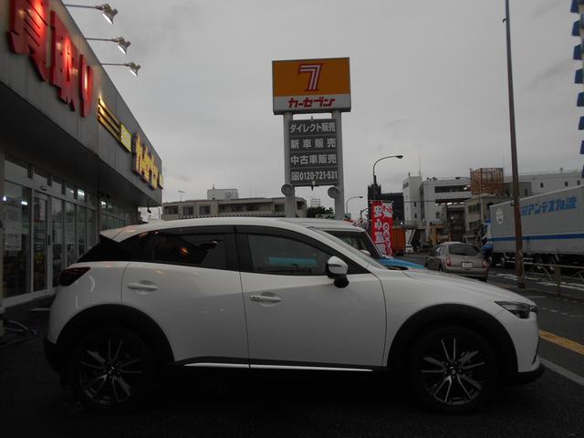 「マツダ」「CX-3」「SUV・クロカン」「東京都」の中古車16