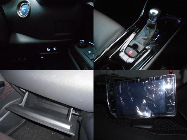 G MODELISTAフルエアロ 純正SDナビ バックカメラ フルセグTV Bluetooth接続 衝突軽減 ブラインドスポット ハーフレザー スマートキー2個 ディーラー記録簿H30.R1.R2年(14枚目)