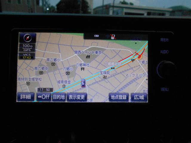 G MODELISTAフルエアロ 純正SDナビ バックカメラ フルセグTV Bluetooth接続 衝突軽減 ブラインドスポット ハーフレザー スマートキー2個 ディーラー記録簿H30.R1.R2年(34枚目)