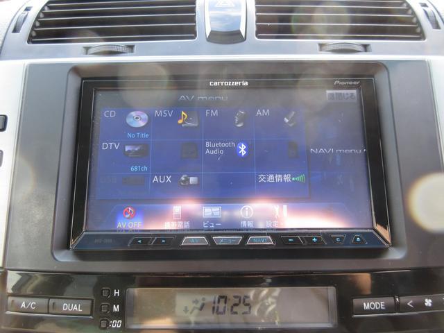 トヨタ マークX 250G 1オナ 禁煙 外HDDナビ 外Fバンパー 19AW