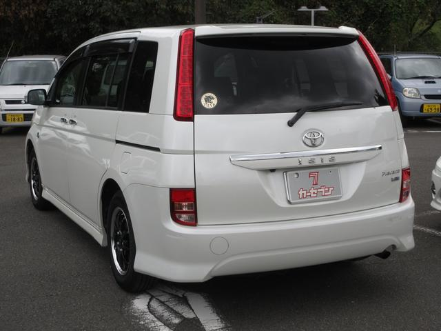 「トヨタ」「アイシス」「ミニバン・ワンボックス」「神奈川県」の中古車2