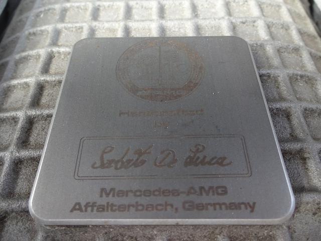G55 AMG 正規ディーラー車  黒本革 サンルーフ(19枚目)