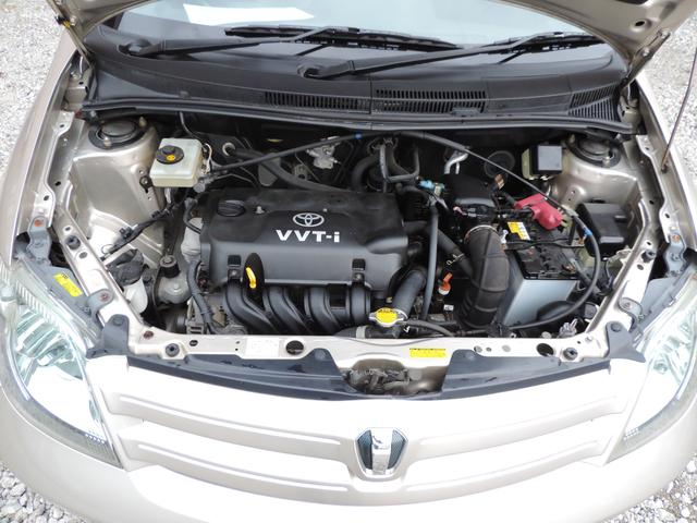 トヨタ イスト 1.3F Lエディション HIDセレクション 半年保証付