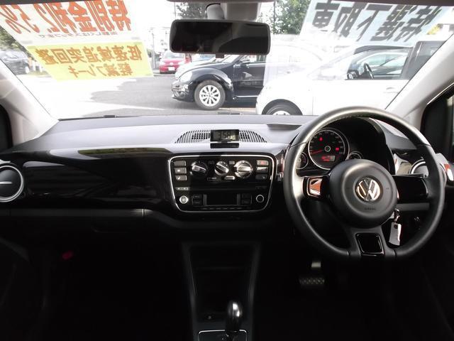 フォルクスワーゲン VW アップ! high up! 4Door 15AW シートヒーター