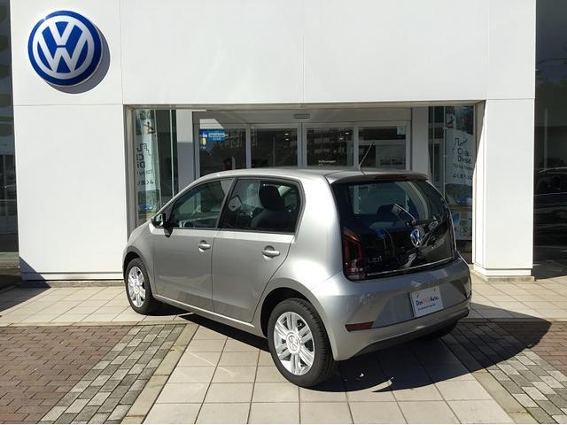 「フォルクスワーゲン」「VW アップ!」「コンパクトカー」「千葉県」の中古車4