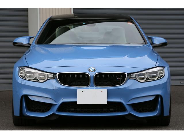 BMW BMW M4クーペ DCT オプション19AW LEDヘッドライト