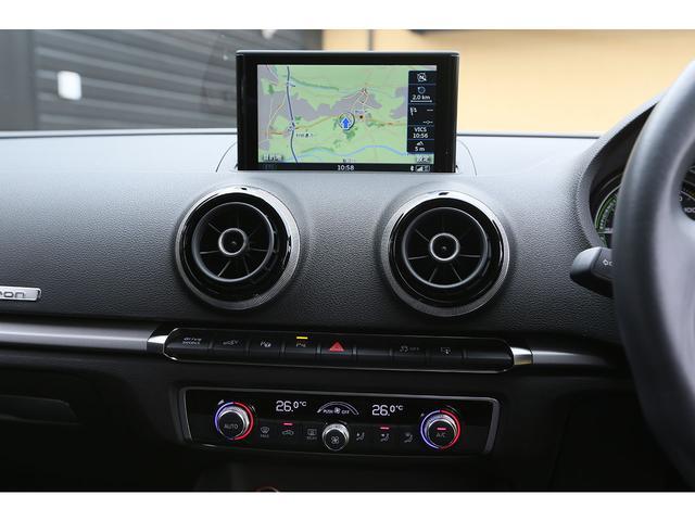 アウディ アウディ A3スポーツバックe-トロン LEDヘッドライト ルーフレール ACC ブレーキガード