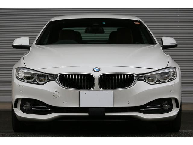 BMW BMW 435iカブリオレ ラグジュアリー 茶革 1オーナー車
