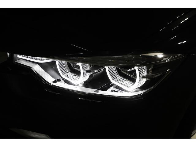 BMW BMW 320d ラグジュアリー 黒革 NewiDriveナビ