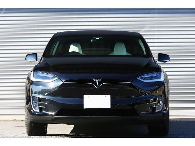 「テスラ」「テスラ モデルX」「SUV・クロカン」「千葉県」の中古車5