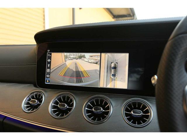 バックカメラだけでなく360°カメラも装備され、その映像をこの大きな画面で確認することができます!車両から降りず周りの安全を簡単に確認することができます!