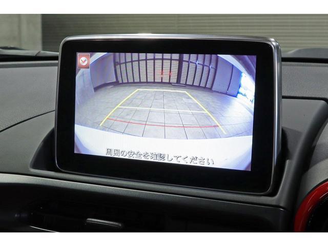 リアカメラ&リアパーキングセンサーにより、安心安全に駐車可能でございます。