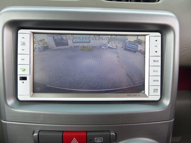 ダイハツ ムーヴコンテ X +S 1年保証 メモリーナビ Bモニ スマートキー