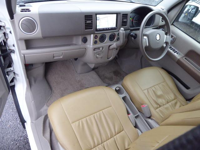スズキ エブリイワゴン JPターボ 1年保証 メモリーナビ レオニス15AW