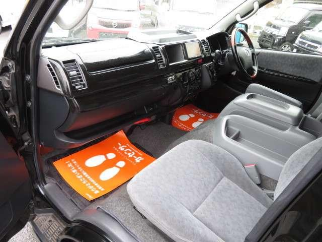 GL ロング ミドルルーフ 4WD KYBショック(12枚目)