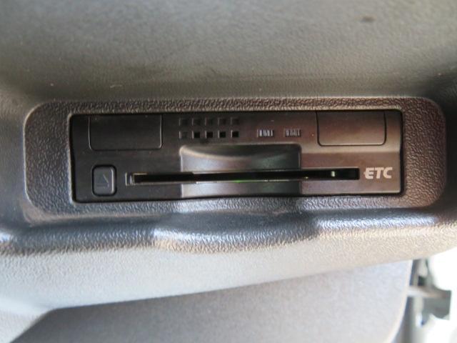 ロングDX 4型両スライド6人乗Tベル済ETC盗難防止装置(14枚目)