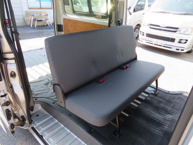 ロングDX 4型両スライド6人乗Tベル済ETC盗難防止装置(56枚目)