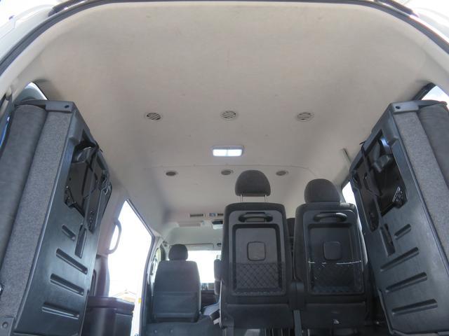 GL 3型 HDDナビ ALPINEフリップダウン バックカメラ MTS16AW ダウンブロック キセノン 電動スライドドア ETC スライド窓 Wエアバック ホワイトレタータイヤ ワンオーナー(15枚目)