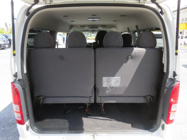 GL 3型 HDDナビ ALPINEフリップダウン バックカメラ MTS16AW ダウンブロック キセノン 電動スライドドア ETC スライド窓 Wエアバック ホワイトレタータイヤ ワンオーナー(36枚目)