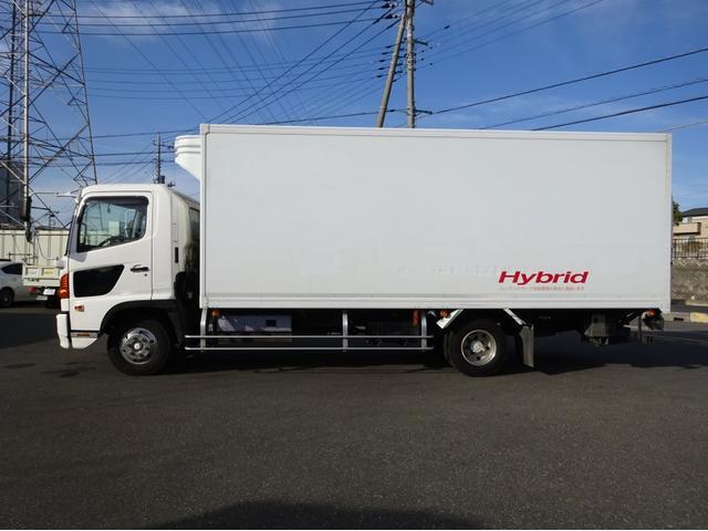 日野 ヒノレンジャー パワーゲート付冷凍車 低温-30℃ ワイド 3.1トン積み