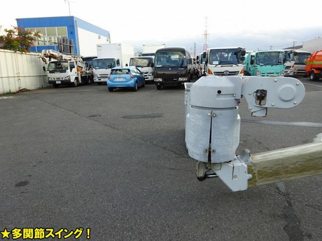いすゞ エルフトラック 高所作業車 高さ14.7m タダノ AT-147CE 電工用
