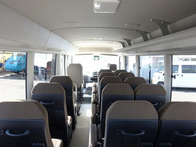 日野 リエッセII GX ロング 29人乗り マイクロバス 5MT