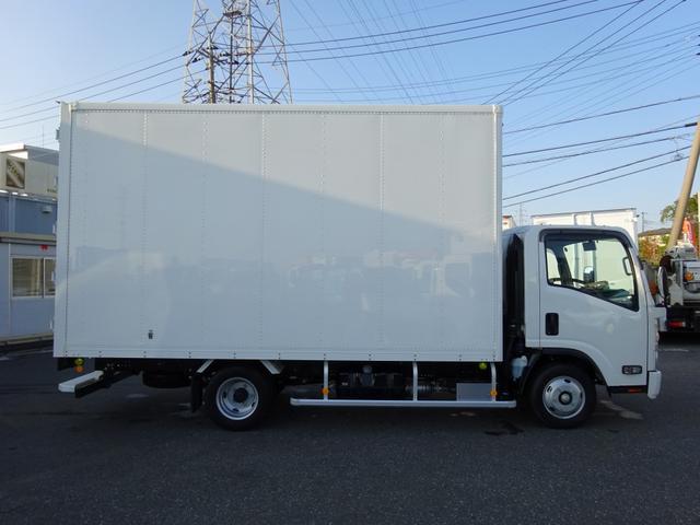 いすゞ エルフトラック 2t アルミバン 背高 庫内高2480mm ワイド ロング