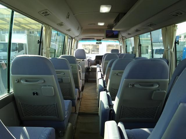 トヨタ コースター 観光バス マイクロバス 29人乗り GX ロング オートマ
