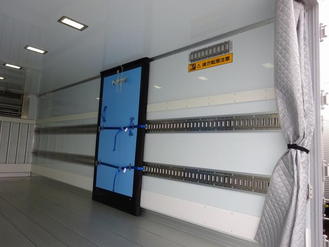 いすゞ フォワード 冷凍車 低温 格納ゲート付 左ドア ワイド幅 2.7t積み