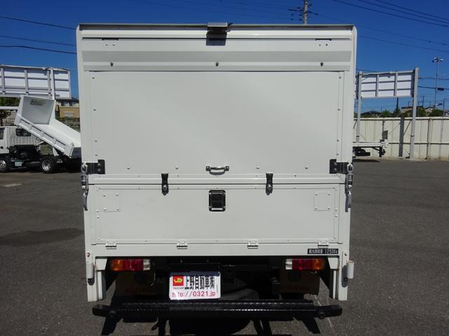 トヨタ トヨエース バン 移動販売車 展示車 AT免許対応 1250kg積み