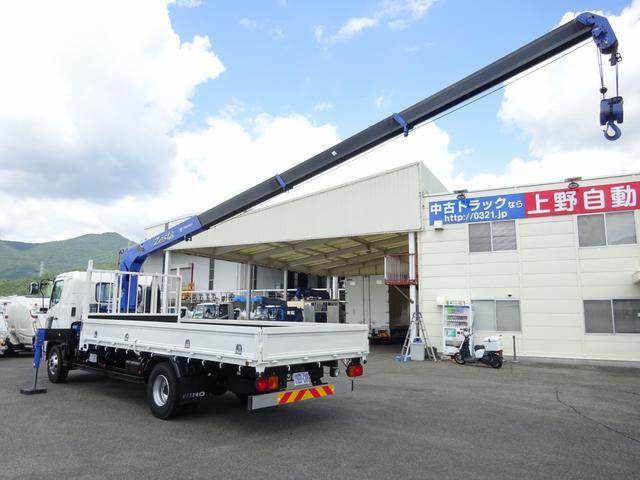 クレーン付 タダノ 2.7t積み 4段 標準幅 ベッド付(2枚目)