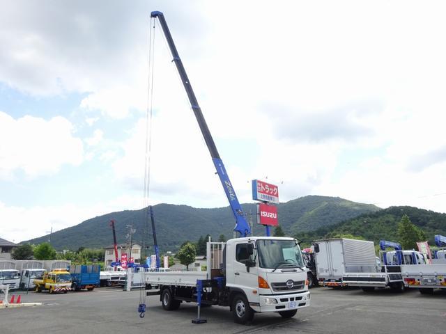 クレーン付 タダノ 2.7t積み 4段 標準幅 ベッド付(15枚目)