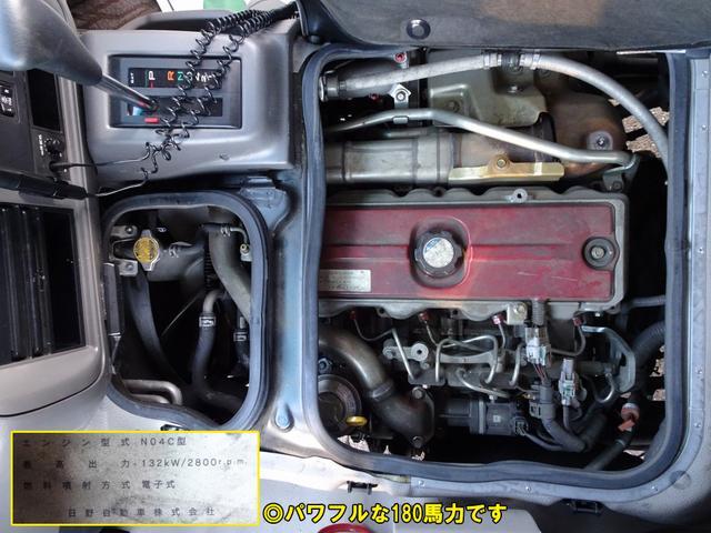 マイクロバス ロングGXターボ 29人乗り リヤ観音式扉(10枚目)
