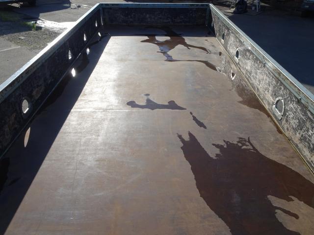 5段クレーン付 タダノ 標準幅 ベッド付 2.2t積み(14枚目)