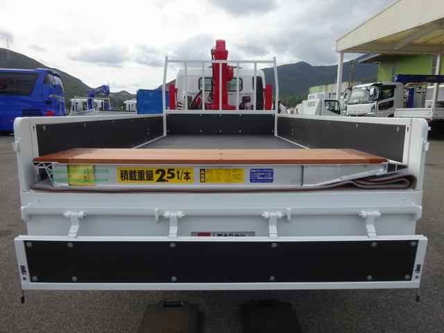 セルフクレーン 4段ユニック ワイド 超ロング 3t積み(4枚目)