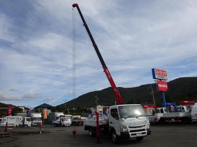 セルフクレーン 4段ユニック ワイド 超ロング 3t積み(13枚目)