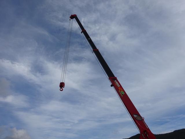 セルフクレーン 4段ユニック ワイド 超ロング 3t積み(14枚目)