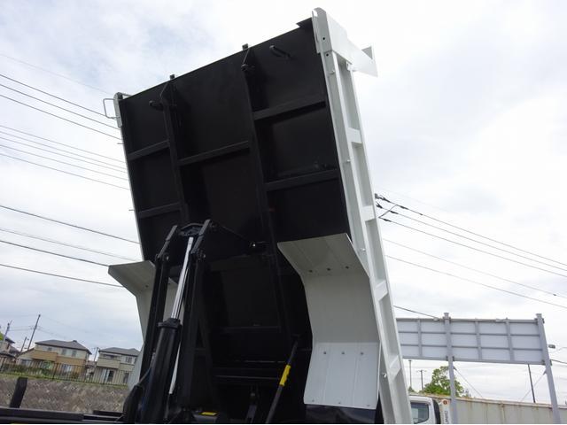 Lゲートダンプ 新明和 フラッティゲート 3.7t(25枚目)