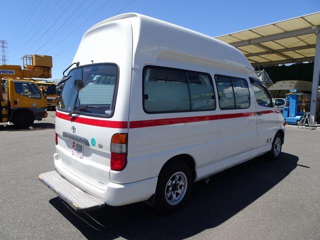 グランビア 患者輸送車 患者搬送車 2WD 7人乗り AT(4枚目)