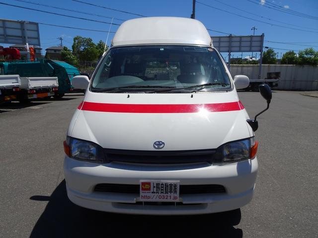 グランビア 患者輸送車 患者搬送車 2WD 7人乗り AT(5枚目)