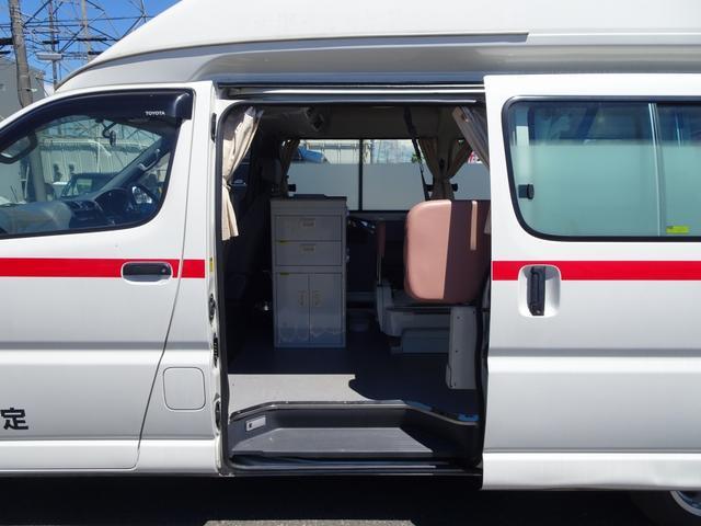 グランビア 患者輸送車 患者搬送車 2WD 7人乗り AT(11枚目)