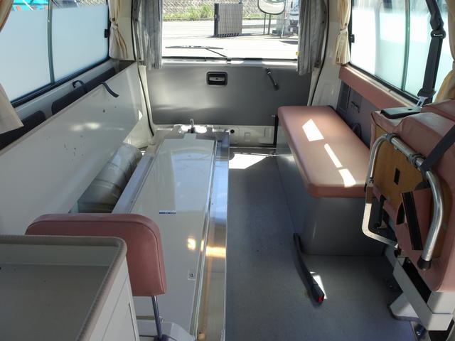 グランビア 患者輸送車 患者搬送車 2WD 7人乗り AT(12枚目)