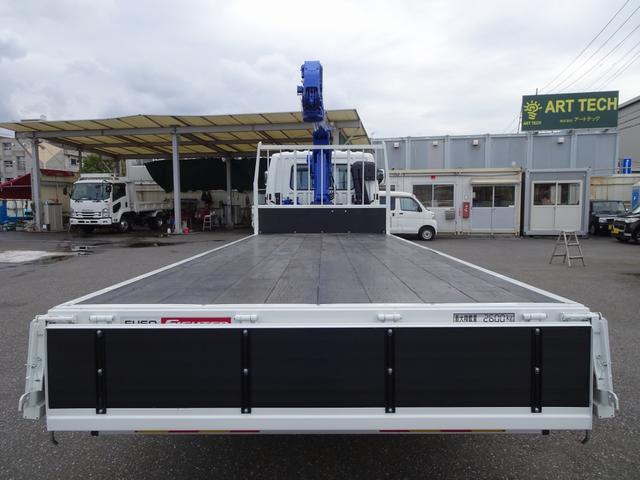 クレーン付 4段 タダノ 標準幅 ベッド付 2.6t積み(14枚目)