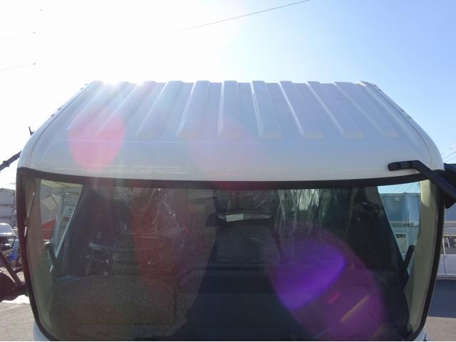 4トンダンプ 極東開発 標準幅 ベッドレス 3650kg積み(15枚目)