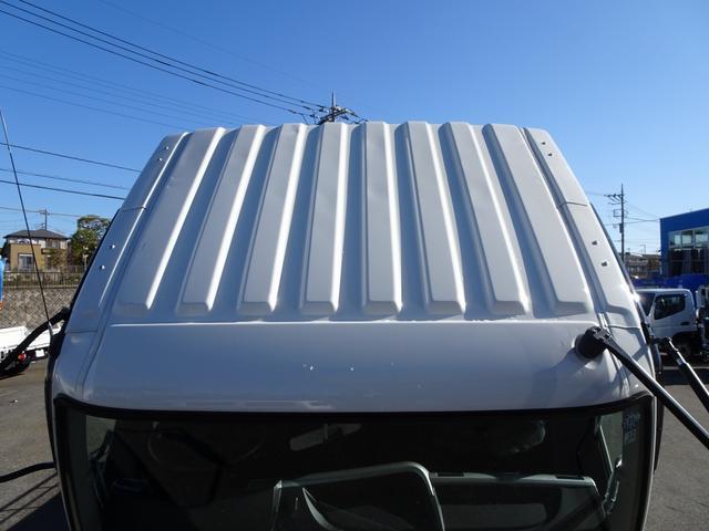 平ボディ ボディ長6.2m 標準幅 ベッド付 3.65t積み(14枚目)