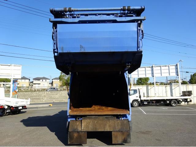 回転ダンプ式パッカー 8.4m3 増トン 4.5t積み(8枚目)