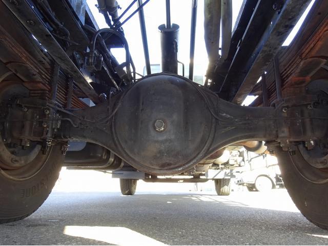 回転ダンプ式パッカー 8.4m3 増トン 4.5t積み(10枚目)