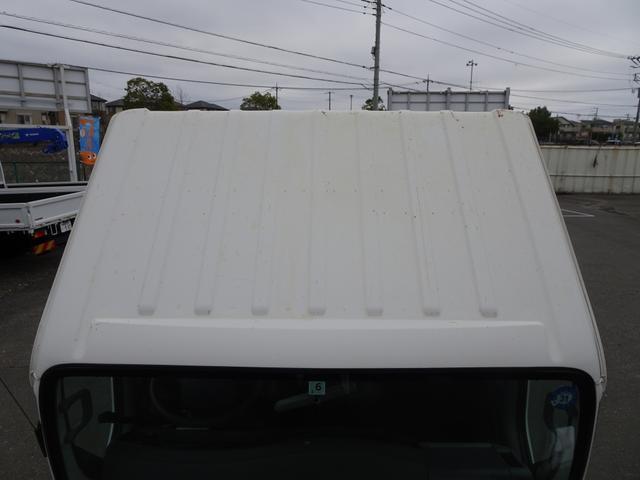 強化ダンプ 新明和工業 電動コボレーン付 2t積み(15枚目)