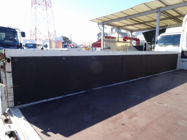 平ボディ 標準幅 10尺 4ナンバー 床板張り 2t積み(17枚目)